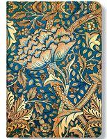 "Записная книжка Paperblanks ""Роза Морриса"" в линейку (формат: 120*170 мм, средний)"