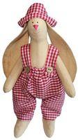 """Набор для шитья из ткани """"Кукла. Зайка Тимошка"""""""