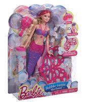"Кукла ""Барби. Русалочка с волшебными пузырьками"""
