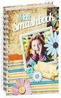 Мой Smashbook. Девочка с цветочками