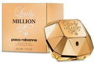 "Парфюмерная вода для женщин Paco Rabanne ""Lady Million"" (50 мл)"