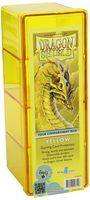 "Коробочка для карт ""Dragon Shield"" (320 карт; желтая)"