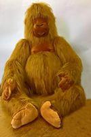 """Мягкая игрушка """"Горилла"""" (130 см)"""