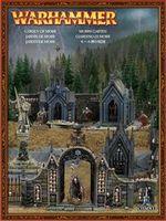 """Ландшафт """"Warhammer Scenery: Garden of Morr"""" (64-50)"""