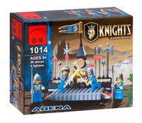 "Конструктор ""Knights. Рыцари"" (88 деталей)"