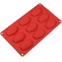 """Форма силиконовая для выпекания """"Ракушки"""" (295х170х20 мм)"""