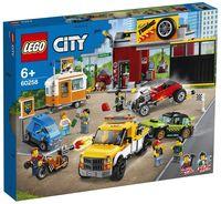 """LEGO City """"Тюнинг-мастерская"""""""