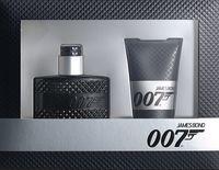 """Подарочный набор """"James Bond 007"""" (туалетная вода 30 мл + гель для душа 50 мл)"""