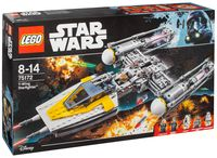 """LEGO Star Wars """"Звездный истребитель типа Y"""""""