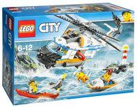 """LEGO City """"Сверхмощный спасательный вертолет"""""""