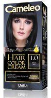 """Крем-краска для волос """"Cameleo"""" (тон: 1.0, черный)"""