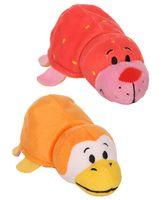 """Мягкая игрушка """"Вывернушка ням-ням. Морской котик-пингвинчик"""" (12 см; с ароматом)"""