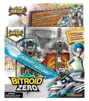 """Робот-трансформер """"Monkart. Bitroid Zero"""""""