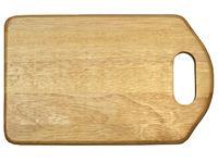 Доска разделочная деревянная (145х230х15 мм; арт. 9/830)