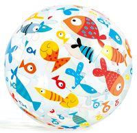 """Мяч пляжный надувной """"Узоры"""" (51 см)"""