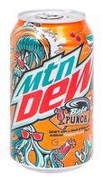 """Напиток газированный """"Mtn Dew. Baja Punch"""" (355 мл)"""