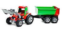 """Модель машины """"Bruder. Трактор с прицепом Roadmax"""""""