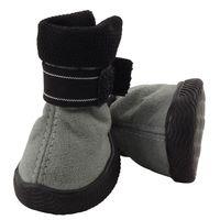 Ботинки (4,5х4х5,5 см; серые)