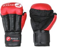 Перчатки для рукопашного боя (6 унций; красные)