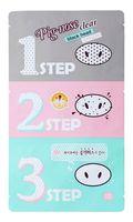 "Очищающие полоски для носа ""Pig-nose Clear Black Head 3-step Kit"" (7 г)"