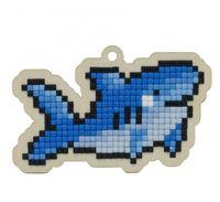 "Алмазная вышивка-мозаика ""Брелок. Акула"" (87х55 мм)"