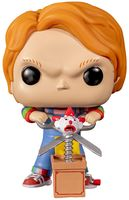 "Фигурка ""Horror. Chucky with Buddy and Giant Scissors"""