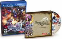 Ragnarok Odyssey Ace - Launch edition (PSV)
