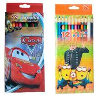 Цветные карандаши (ассорти; 12 штук; арт. BR-307)
