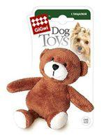 """Игрушка для собак """"Медведь"""" (10 см)"""