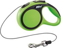 """Поводок-рулетка для собак """"New Comfort"""" (зеленый, размер XS, до 8 кг/3 м)"""