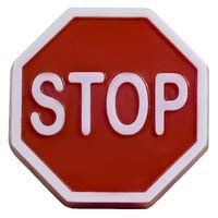 """Форма для изготовления мыла """"Знак """"STOP"""""""