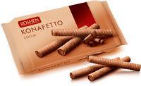 "Трубочки вафельные ""Konafetto. Cocoa"" (156 г)"