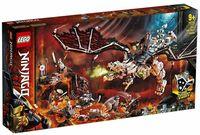 """LEGO Ninjago """"Дракон чародея-скелета"""""""