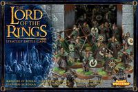 "Набор миниатюр ""LotR/The Hobbit. Warriors of Rohan"" (05-22)"