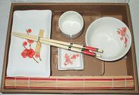 Набор для суши (7 предметов; арт. MY082134B)