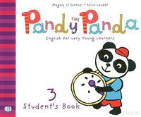 Pandy the Panda: Student's Book 3 (+ CD)