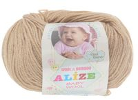 "Пряжа ""ALIZE. Baby Wool №75"" (50 г; 165 м)"