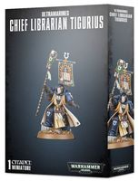 Warhammer 40.000. Ultramarines. Chief Librarian Tigurius (48-100)