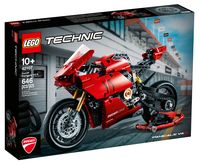 "LEGO Technic ""Мотоцикл Ducati Panigale V4 R"""