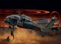 """Многоцелевой вертолет """"UH-60 Black Hawk"""" (масштаб: 1/72)"""