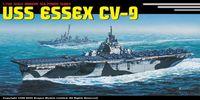"Авианосец ""U.S.S. Essex CV-9"" (масштаб: 1/700)"