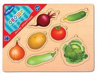 """Рамка-вкладыш """"Дары природы. Овощи"""""""