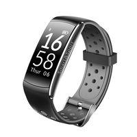 Фитнес-браслет SOVO SE12 (черно-серый)