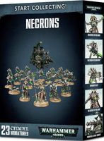 Warhammer 40.000. Necrons. Start Collecting (70-49)