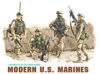 """Набор миниатюр """"Modern U.S. Marines"""" (масштаб: 1/35)"""