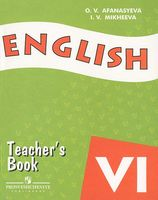 English 6. Teacher`s Book