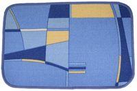 """Коврик домашний """"Enkel"""" (40х60 см; синий)"""