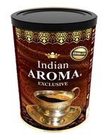 "Кофе растворимый ""Indian Aroma. Exclusive"" (90 г; в банке)"