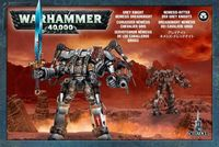 Warhammer 40.000. Grey Knights. Nemesis Dreadknight (57-10)