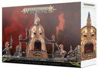 Warhammer Age of Sigmar. Fyreslayers. Magmic Battleforge (84-28)